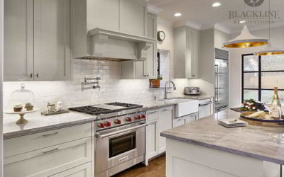 Love the One You're With: Kitchen Renovation in Highland Park