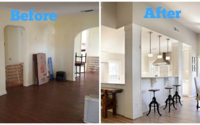 From Basic to Beautiful: Kitchen Cabinet Makeovers