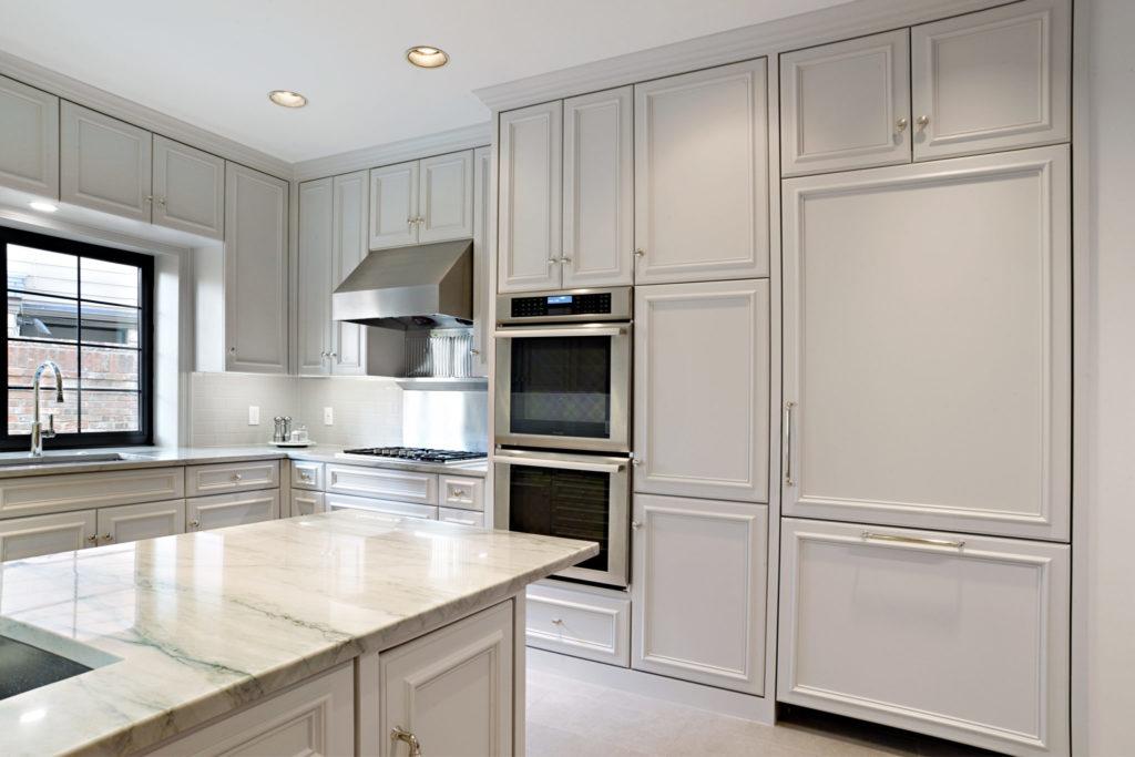 custom kitchen renovation in Westside Highland Park