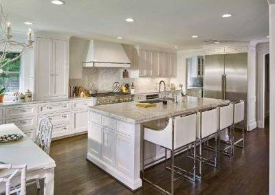 Preston Hollow Chef's Kitchen Renovation