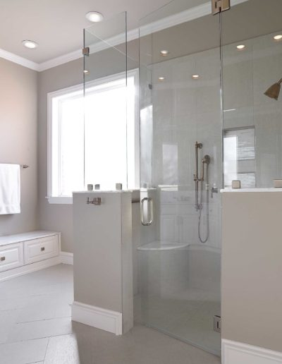 Beige-and-White-Light-Bathroom-with-Shower-Stall-in-Bellbrook-Estates-Dallas