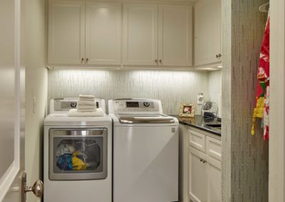 Preston Hollow Luxury Laundry Room Renovation