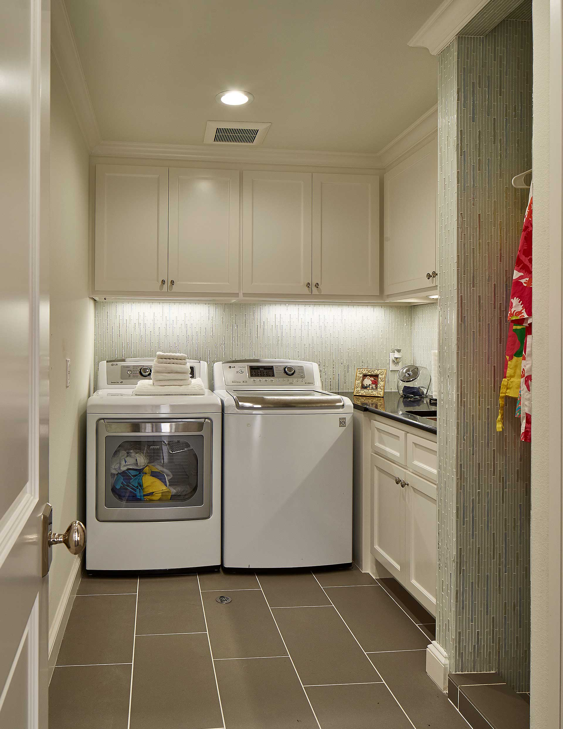 Preston Hollow Luxury Laundry Room Renovation Blackline Renovations