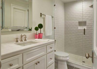 Preston Hollow Classic Bathroom Renovation