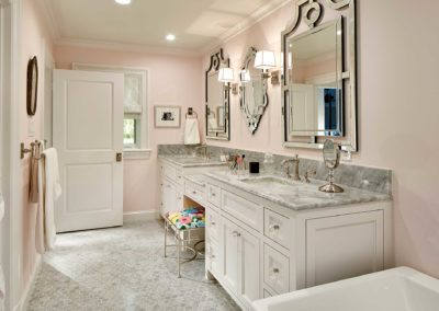 Preston Hollow Luxury Bathroom Renovation