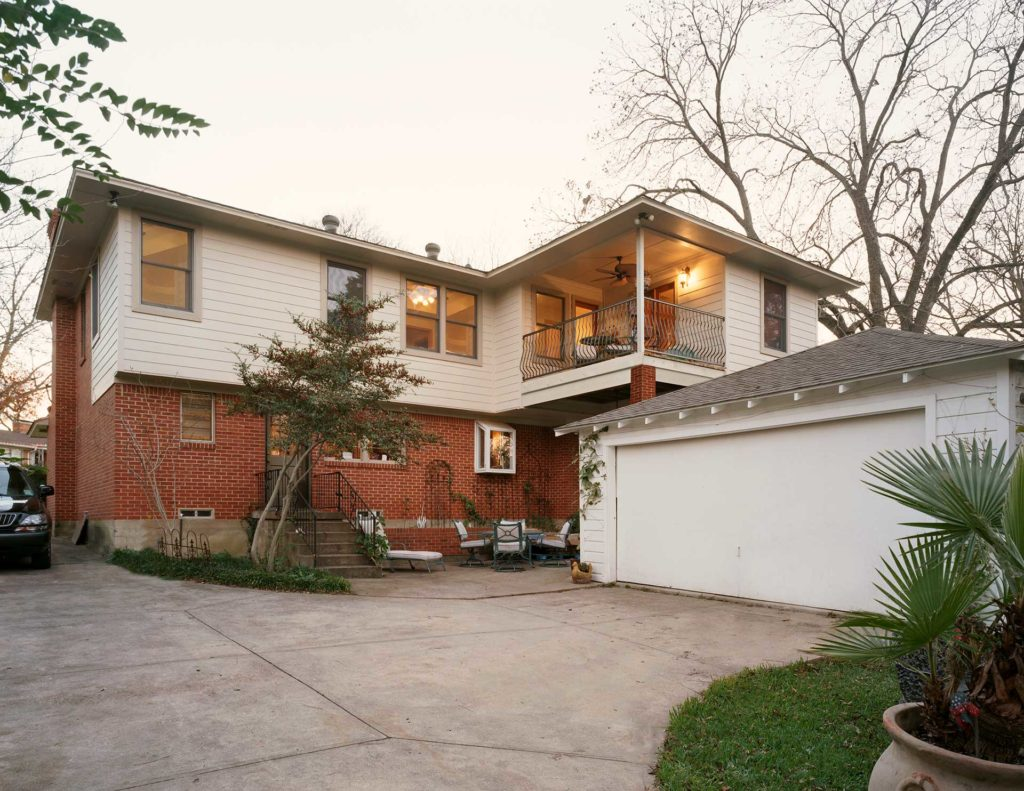 Red-Brick-White-Siding-Second-Story-Addition-in-Lakewood-Dallas