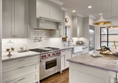 Highland Park Luxury Kitchen Remodel