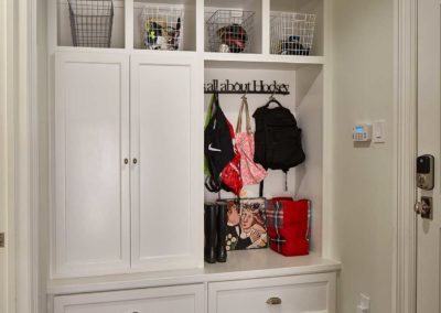 Preston Hollow Luxury Mudroom Renovation