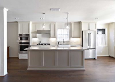 Lake Highlands Open Kitchen Remodel
