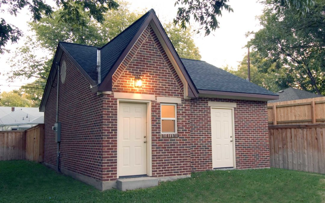 Lakewood Detached Garage Addition