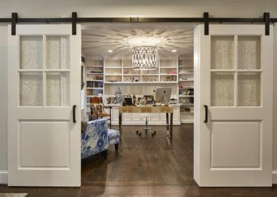 Preston Hollow Luxury Office Renovation