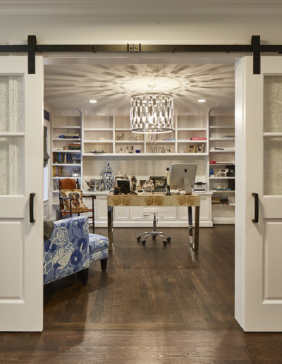 Preston Hollow Luxury Office Renovation