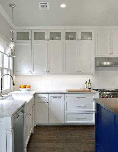 University Park Transitional Kitchen Renovation