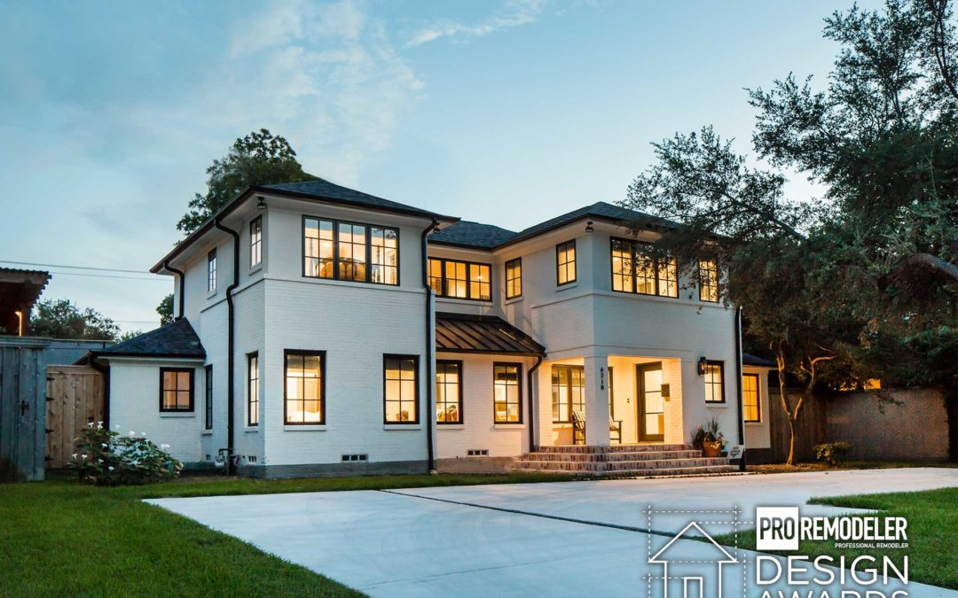 Preston Hollow Second Story Addition
