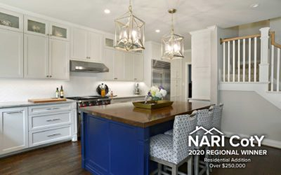 Blackline Renovations wins National Association of the Remodeling Industry (NARI) Regional Award
