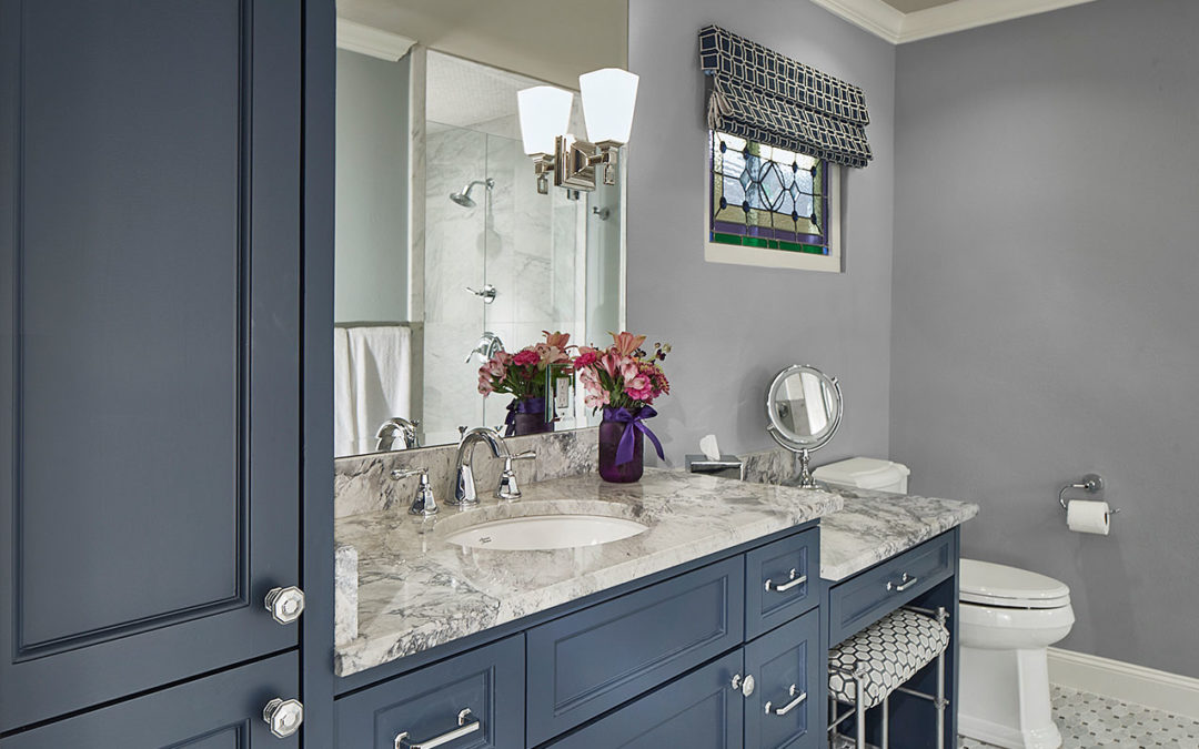 Hollywood Heights Historical Bathroom Re-design