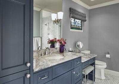Hollywood Heights Historical Bathroom Re-design