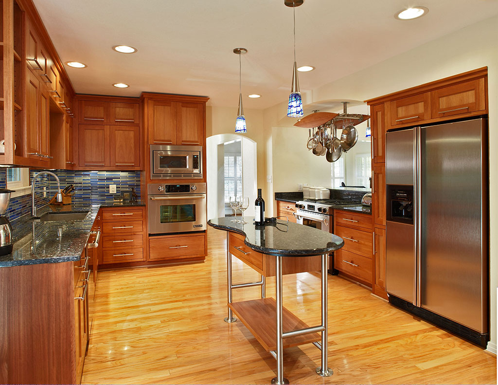 """Trend 10: """"The Top-Down Kitchen"""""""