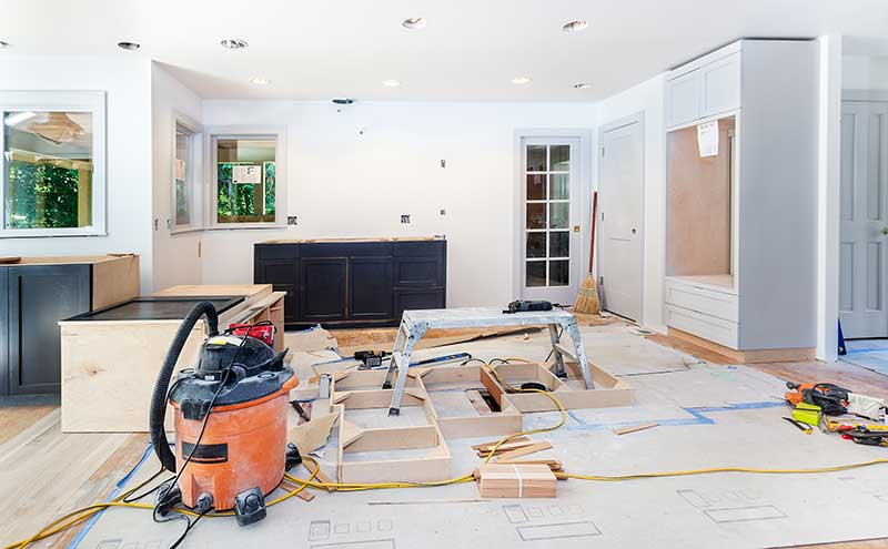 Living in Your House During a Remodel: 10 Proven Tips
