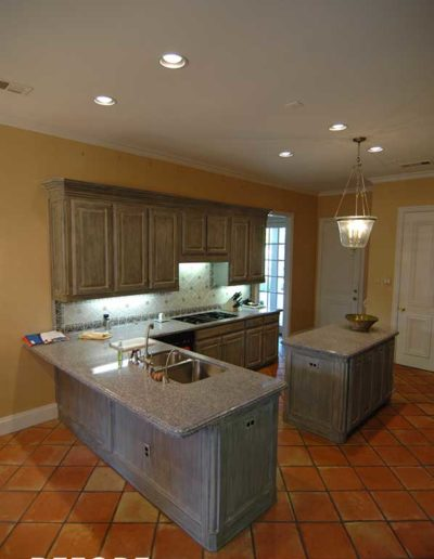 Preston Hollow Traditional Kitchen Upgrade - BEFORE