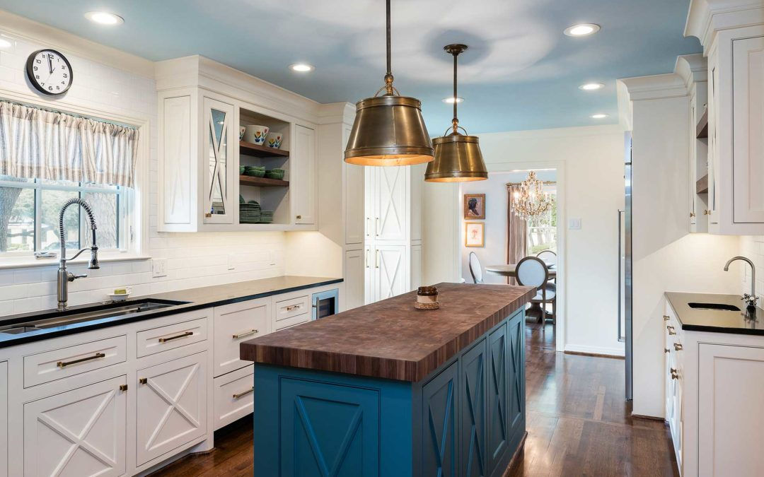 Highland Park High-end Luxury Kitchen Remodel