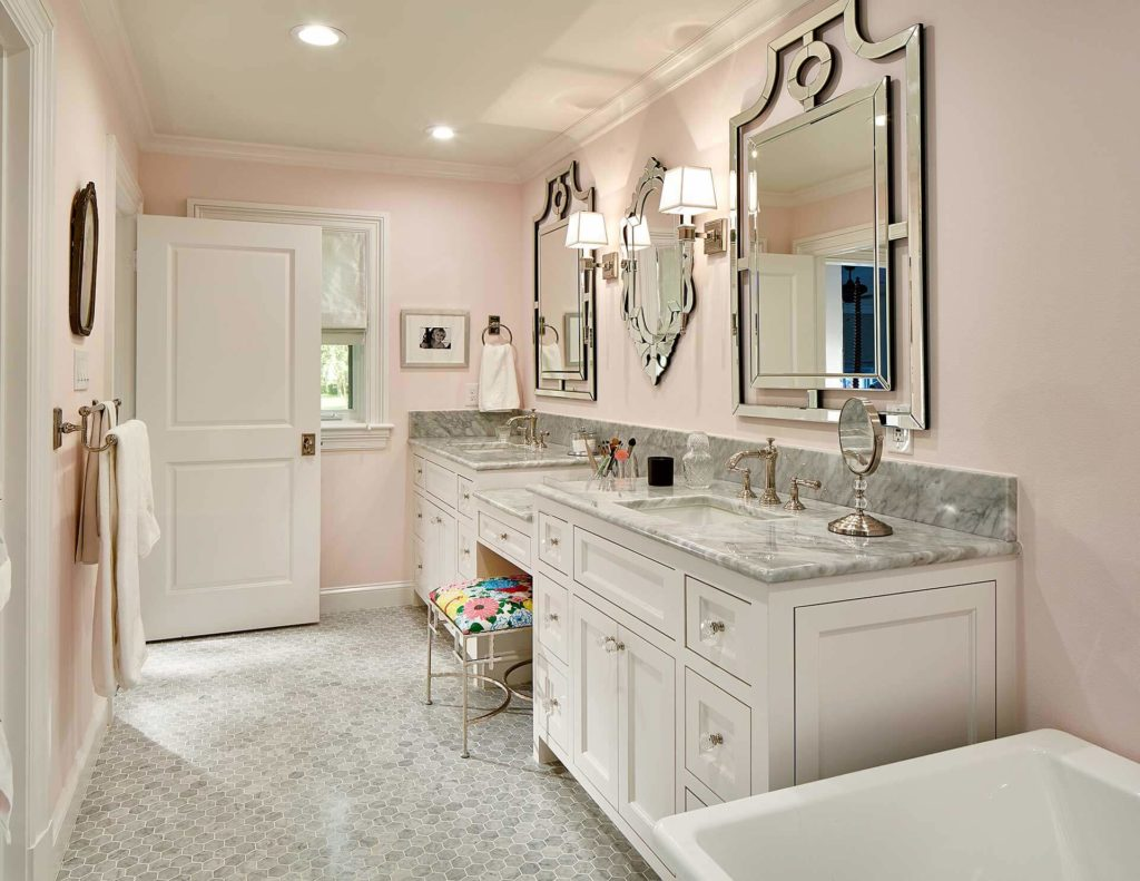 luxury bathroom remodel texas