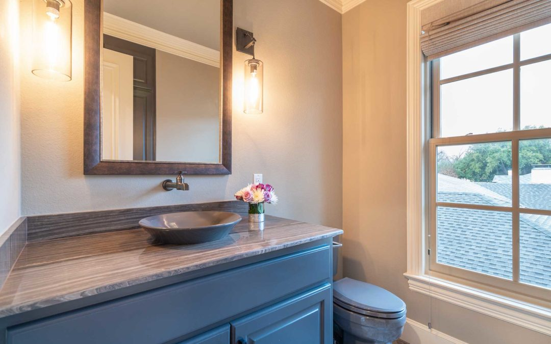 Preston Hollow Powder Bath & Game Room Renovation