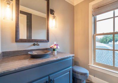 Preston Hollow Powder Bath & Game Room Renovation