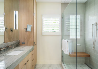 Preston Hollow Modern Luxury Master Bathroom