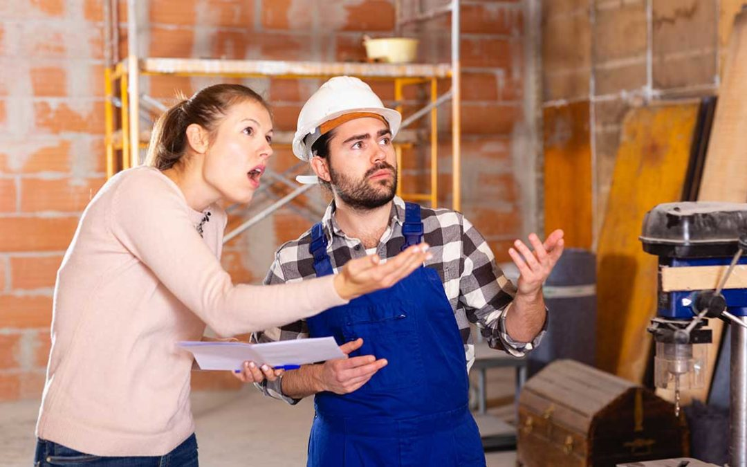 Home Remodeling Fears