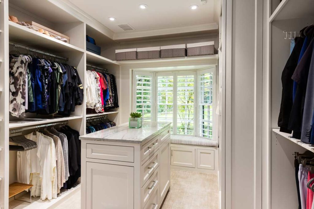 AFTER: Master Closet