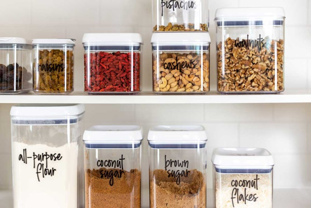 Decorative Food Containers