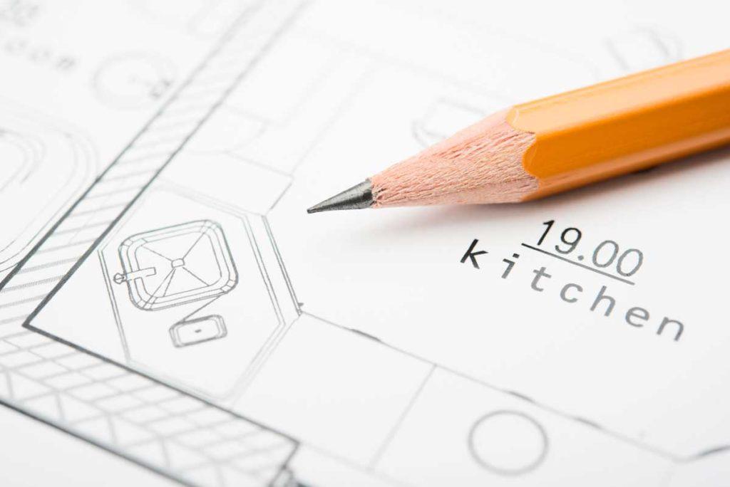 Kitchen Pantry Plans
