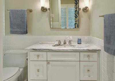 Preston Hollow Bathroom Remodel—Classic Design, Classic Charm
