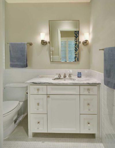Preston Hollow Upgraded Classic Bathroom Redesign
