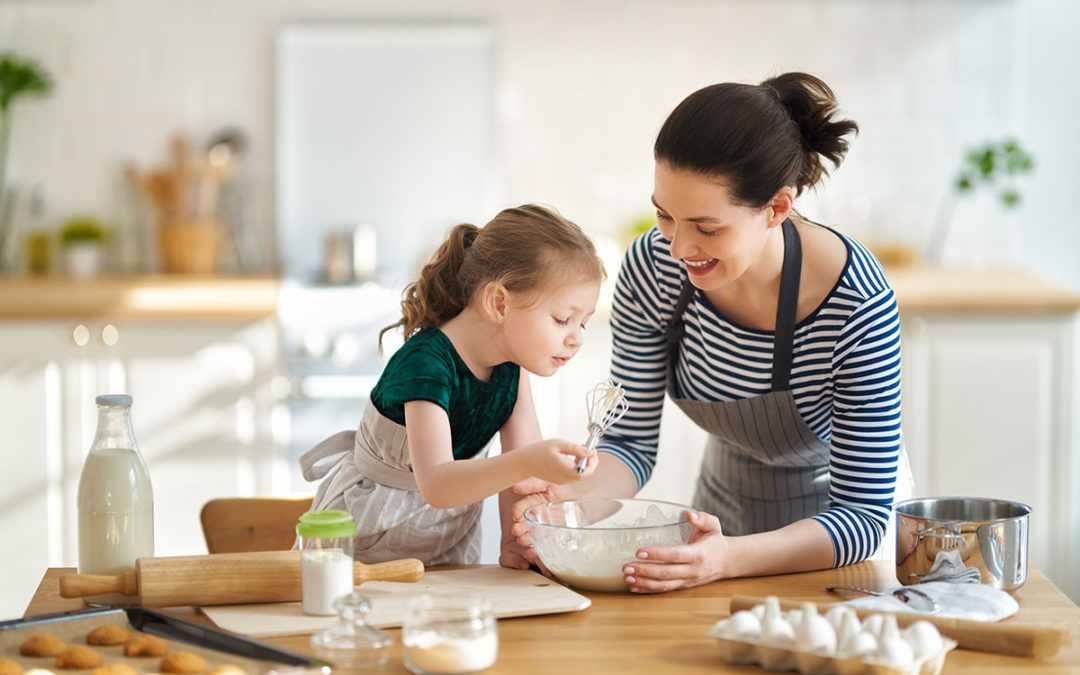 Kitchen Design Ideas for the At-Home Baker