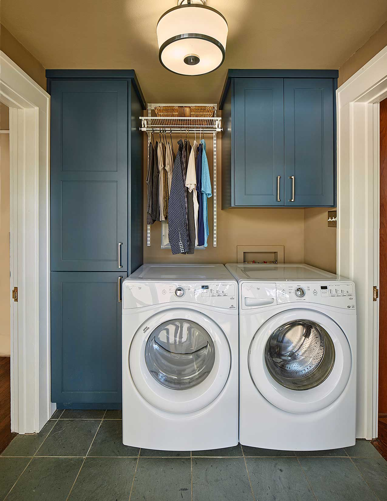 M-Streets Laundry Room Remodel