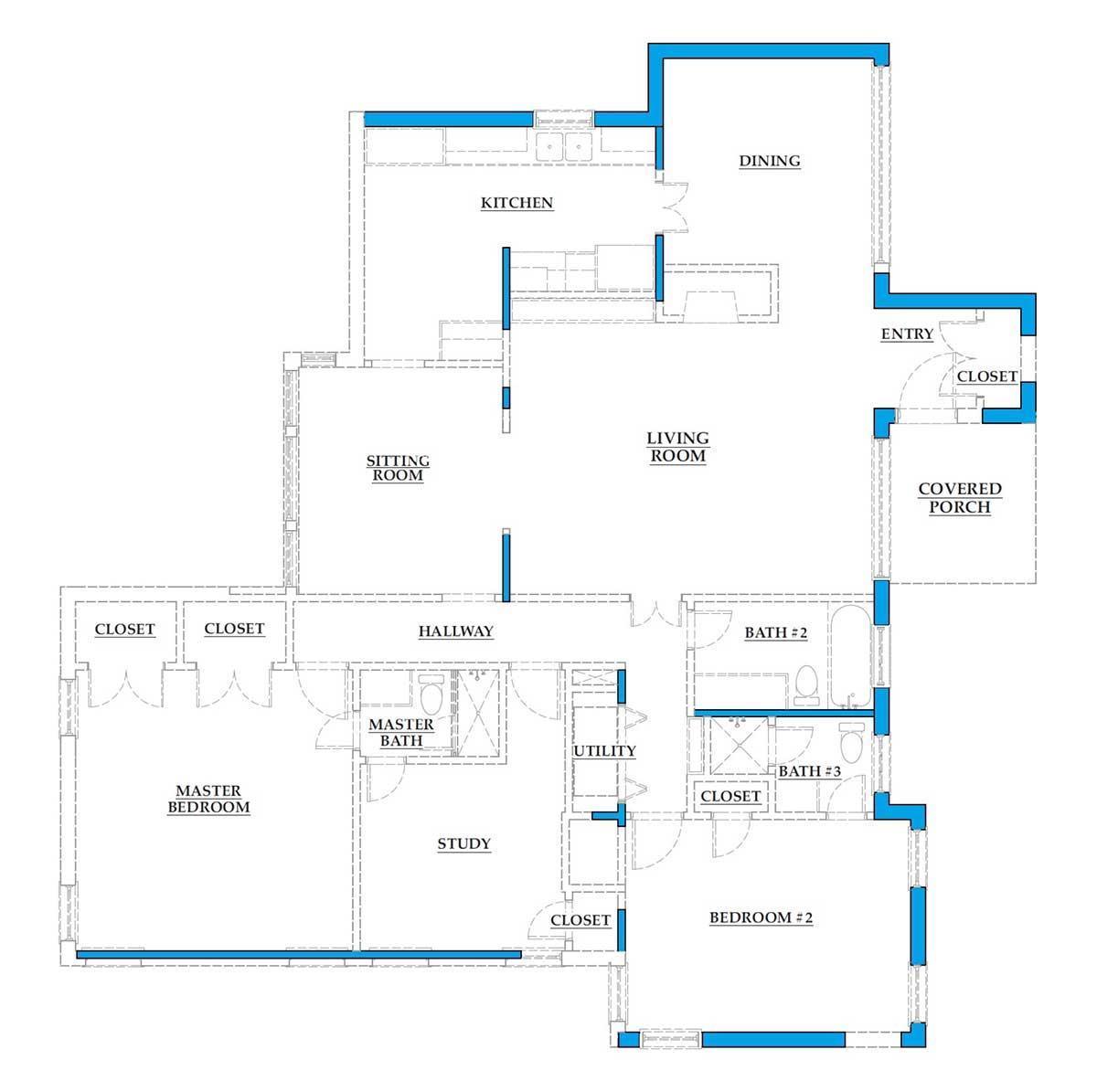 Floorplan - Before