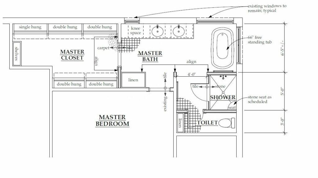 Floorplans - AFTER