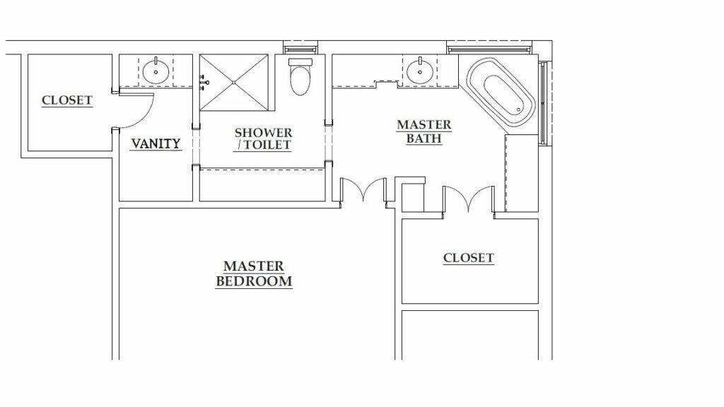 Floorplans - BEFORE