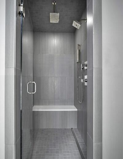 Contemporary Master Bathroom Remodel in Forest Bend, Dallas TX
