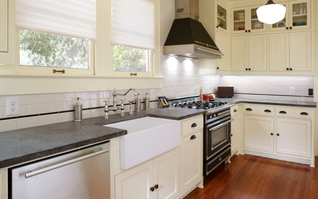 Historical Craftsman Kitchen Remodel in Vickery Place