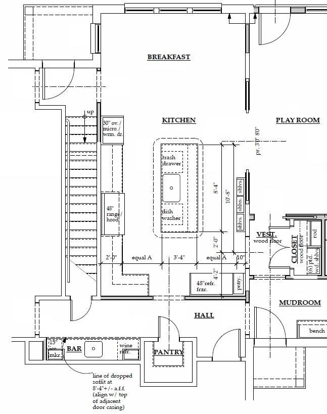 Proposed Floorpan